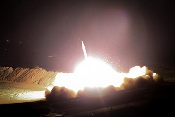 Lầu Năm Góc xác nhận Iran phóng tên lửa vào lực lượng Mỹ tại Iraq