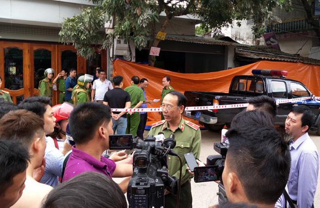 Điện Biên: Vợ chồng giám đốc bị bắn chết, nghi phạm tự sát tại chỗ