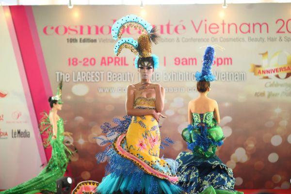 Cosmobeauté Vietnam 2018 - Triển lãm thương mại chuyên ngành làm đẹp lớn nhất Việt Nam!