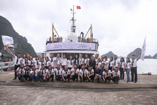 Hành trình Từ Trái Tim: Vượt ngàn hải lý, kiến tạo Khát vọng lớn  cho quân và dân vùng biển đảo đất nước