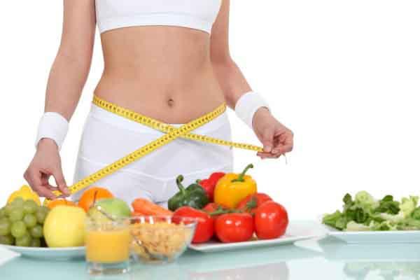 Ăn kiêng bằng salad để bụng được no và luôn giữ được dáng