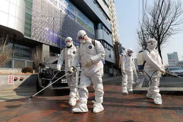 Tin nóng: 544 người từng đến nhà thờ ở Daegu (Hàn Quốc) có triệu chứng nhiễm nCoV