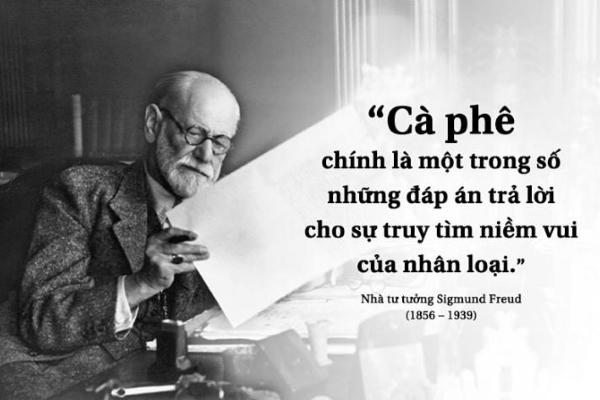 Kỳ 33: Quán cà phê – chốn khai mở tư tưởng thời đại của Sigmund Freud
