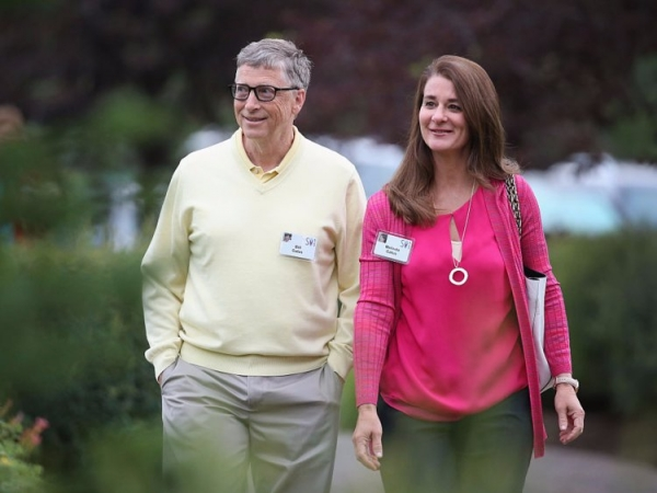 Gia đình tỷ phú Bill Gates hạnh phúc với cuộc sống hôn nhân viên mãn