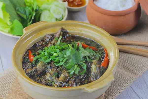 Cá kèo kho rau răm ngon tuyệt, phù hợp với bốn mùa