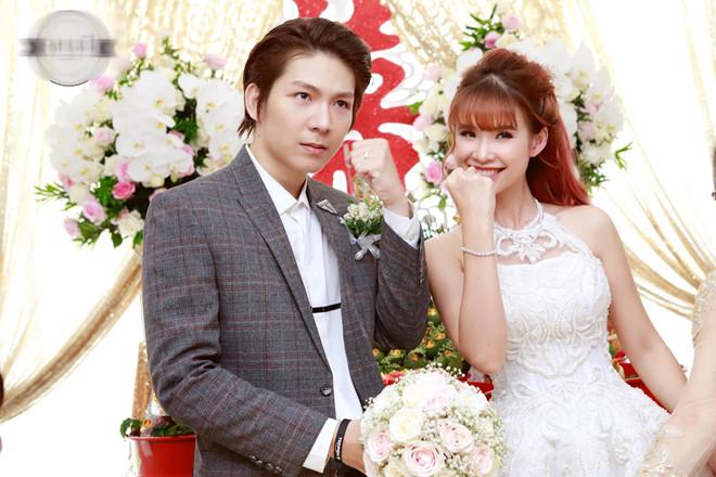 Khởi My và Kelvin Khánh bí mật tổ chức đám cưới