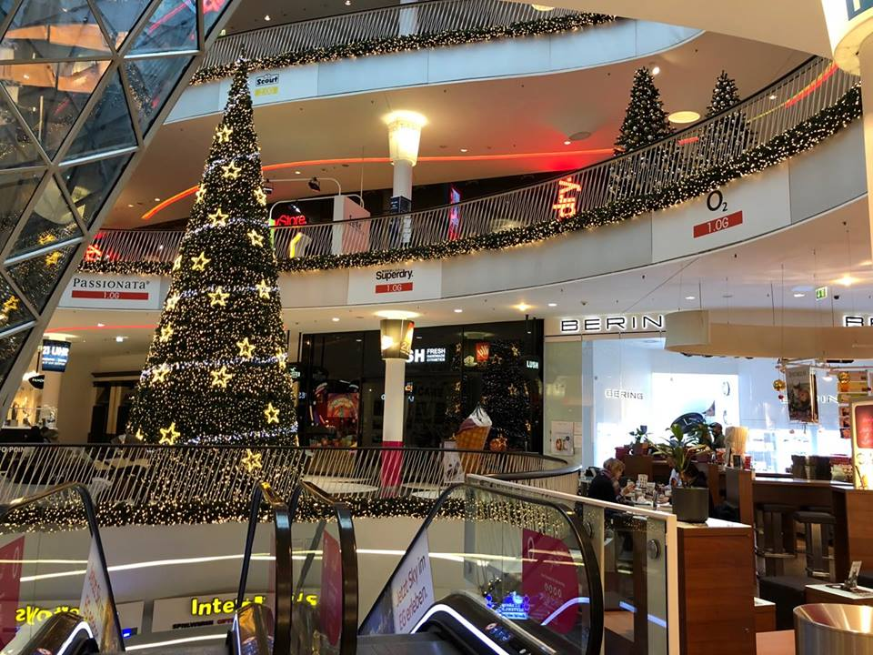 Giáng sinh tại Frankfurt - Thành phố tự do