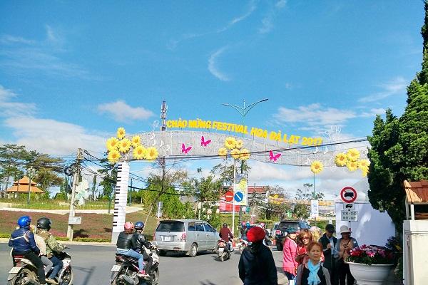 Đà Lạt đang nô nức chờ đón Festival Hoa 2017