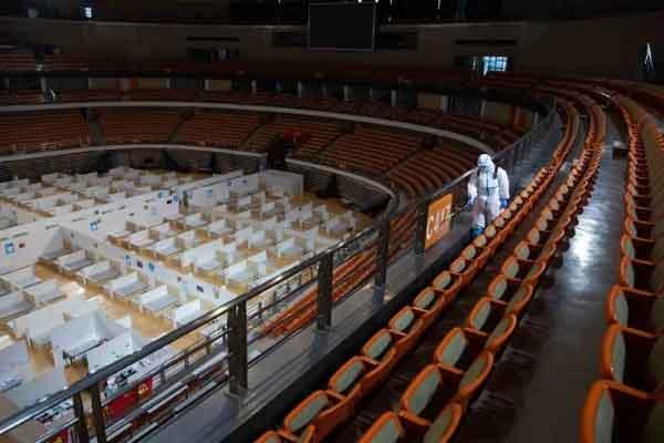 14 bệnh viện dã chiến Vũ Hán sẽ đóng cửa từ ngày 10/3