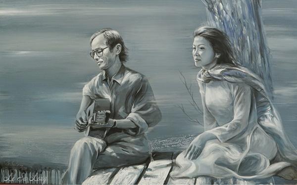 Tìm về và nhớ Trịnh Công Sơn từ 'Cánh vạc Kinh Bắc'
