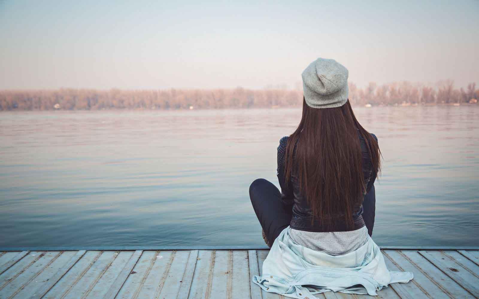 Niềm vui khi một mình