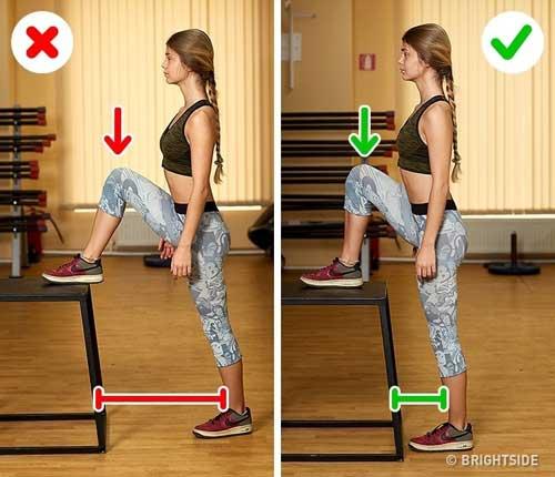 Ba sai lầm dễ mắc khi tập gym