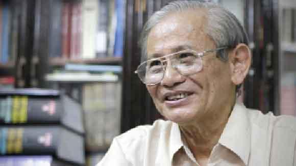 Giáo sư sử học Phan Huy Lê vừa qua đời