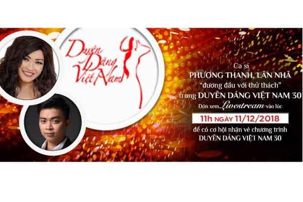 Livestream giao lưu với ca sĩ Phương Thanh và Lân Nhã
