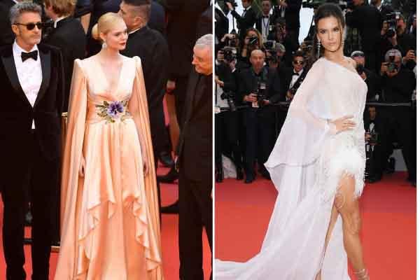 10 trang phục đẹp nhất Cannes 2019