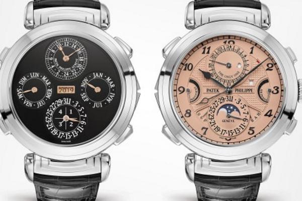 Đồng hồ đeo tay đắt nhất thế giới 31 triệu USD