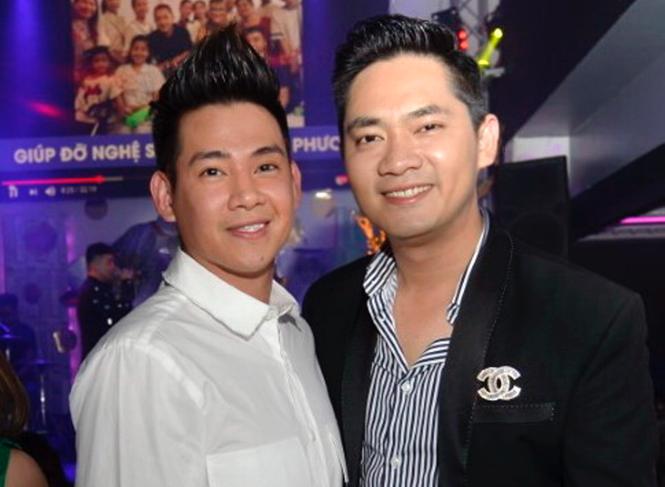 Phùng Ngọc Huy biểu diễn hết mình tại đêm nhạc gây quỹ giúp Mai Phương