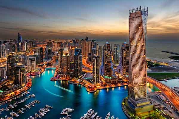 Đến Dubai đừng quên check-in 8 địa điểm này
