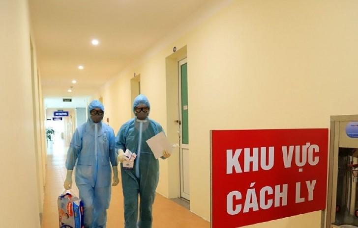 Thêm 1 ca nhiễm COVID-19 thứ 326 là du học sinh từ Pháp về
