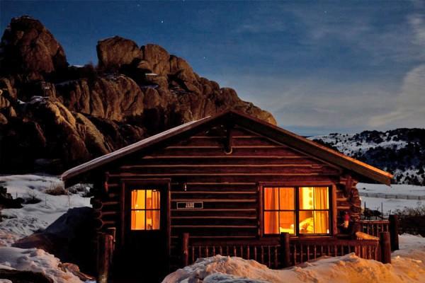 Xem mà thích mê những căn nhà ấm áp cho kỳ nghỉ mùa đông