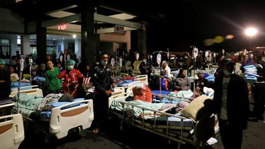 Động đất rung chuyển Indonesia: 82 người thiệt mạng