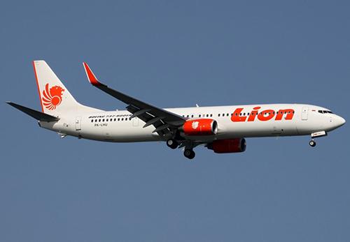 Indonesia: Máy bay chở 189 người rơi xuống biển