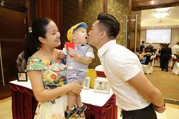 Quốc Cơ - Quốc Nghiệp và cuộc sống gia đình hạnh phúc ít người biết