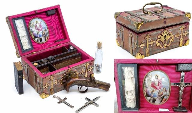 Độc đáo bộ dụng cụ 'giết ma cà rồng' có giá từ 2.500  -  3.700 USD