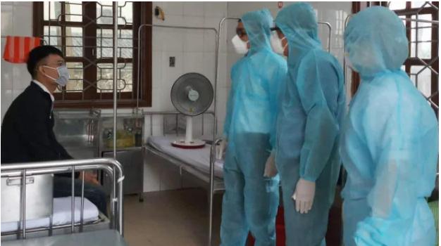 Sáng nay, Việt Nam công bố hai ca nhiễm COVID-19