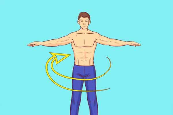 Đẩy lùi lão hóa từ trong cơ thể với những động tác đơn giản