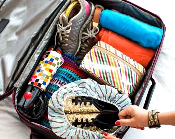 Bí kíp đóng gói hành lý siêu gọn nhẹ cho chuyến du lịch thoải mái