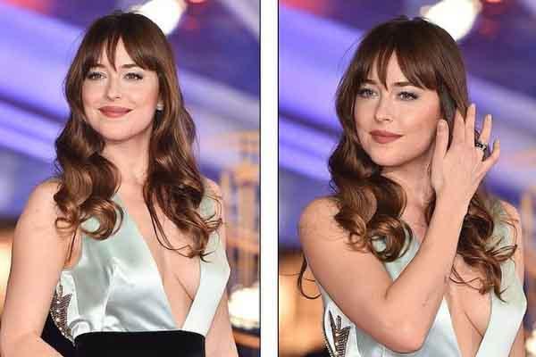 """Người đẹp """"50 Sắc Thái"""" Dakota Johnson thu hút vì vẻ đẹp nóng bỏng"""