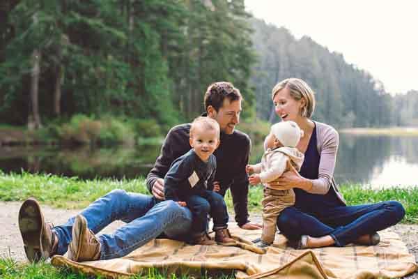 Gia đình - cái nôi nuôi dưỡng sự trưởng thành