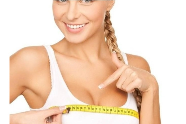 Những bài tập massage giúp tăng kích thước vòng 1