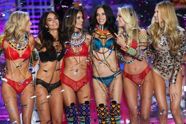 Vì rating tuột dốc, nên Victoria's Secret không tổ chức show 2019