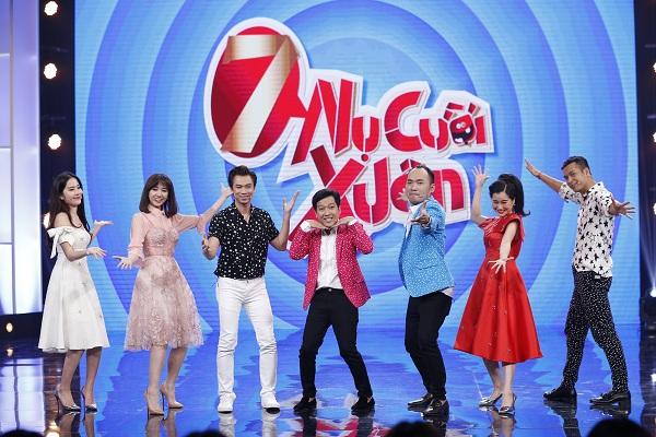 Nghệ sĩ gameshow 7 nụ cười xuân gửi lời chúc đến U23 Việt Nam