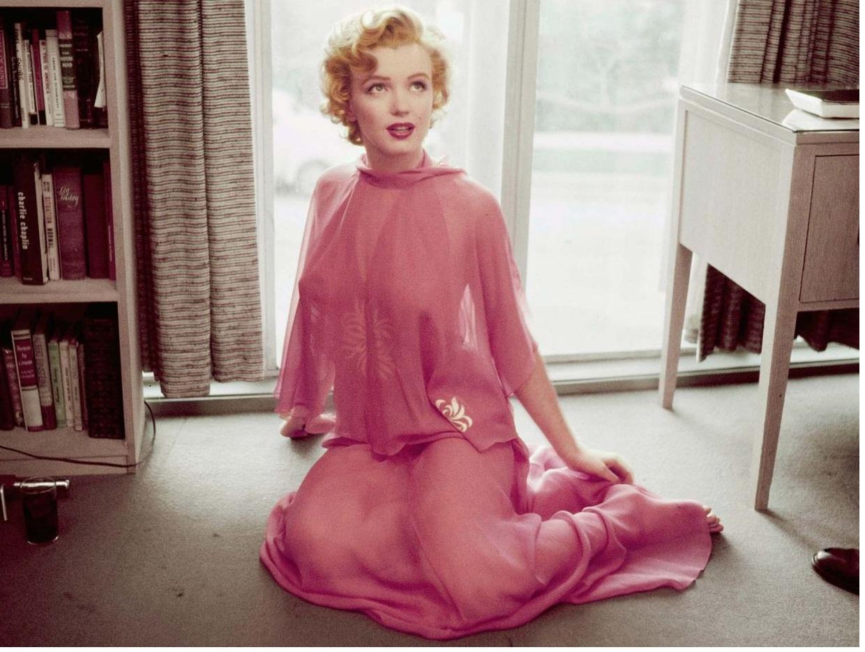 Cảnh nude đầu tiên của nữ diễn viên huyền thoại Marilyn Monroe được tìm thấy