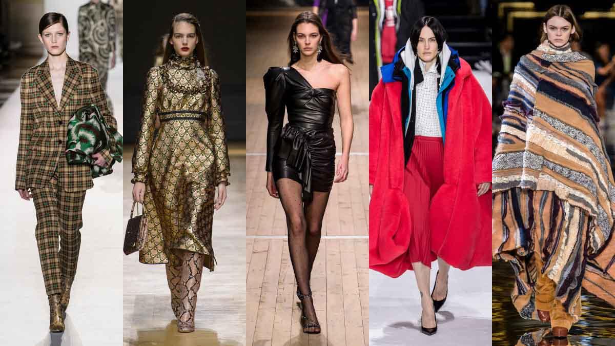 """Bốn tuần lễ thời trang thế giới """"hoành tráng"""" bậc nhất"""