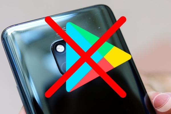 Google chặn điện thoại Huawei cập nhật Android