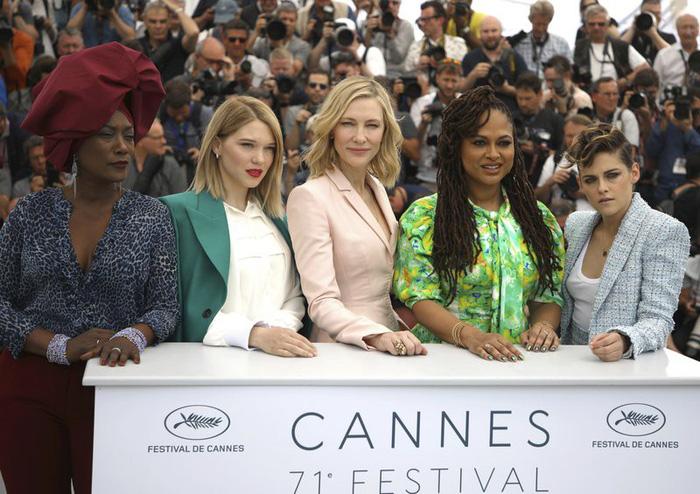 Cannes 2018: Nỗ lực đề cao vai trò nữ giới