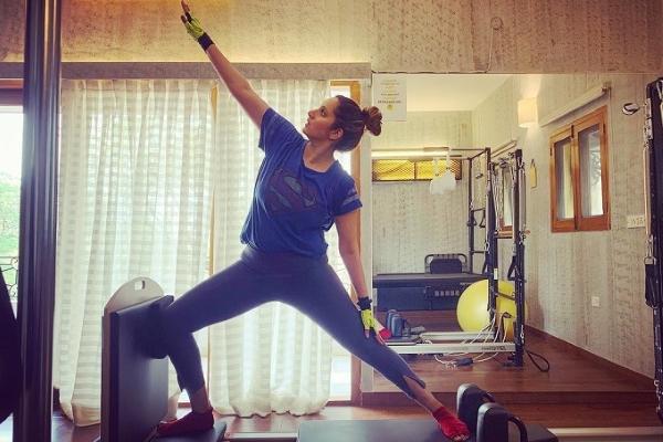 Nữ hoàng quần vợt Ấn Độ chia sẻ bí quyết giảm cân siêu tốc
