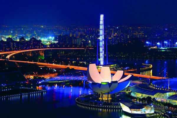 Du lịch quốc đảo xinh đẹp Singapore: 4 ngày chỉ 7 triệu đồng