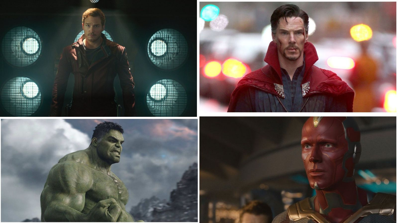 Infinity War: Khi những siêu anh hùng trở nên yếu đuối một cách bất thường