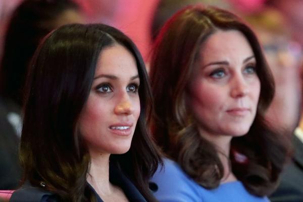 Kate phủ nhận có hiềm khích với Meghan