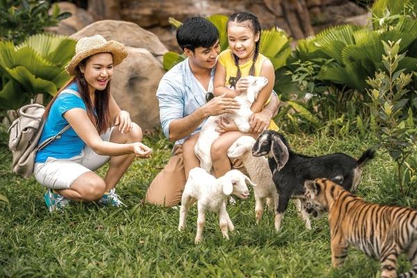 Vinpearl Safari đăng cai tổ chức hội nghị bảo tồn và phục trạng động vật lớn nhất Đông Nam Á