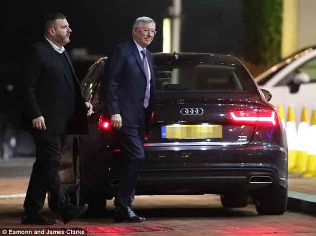 Sir Alex mang liều thuốc tinh thần cho cầu thủ MU trước derby nước Anh