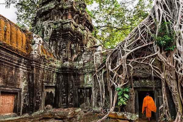 20 sự thật thú ví về ngồi đền Angkor Wat huyền thoại tại Campuchia