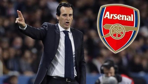 Unai Emery trở thành tân HLV Arsenal