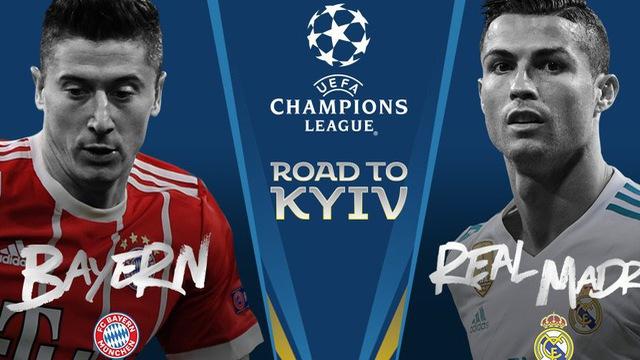 Bán kết Champions League: Cơ hội rửa hận của Bayern
