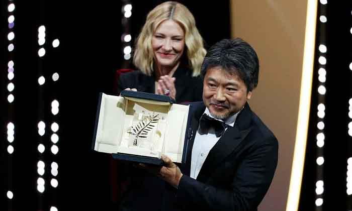 Giải Cành cọ vàng của Cannes 2018 trao cho phim Nhật 'Shoplifters'